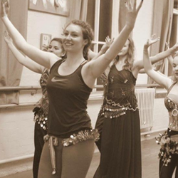 belly dancing classes in sheffield