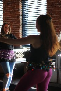 sheffield belly dance lessons