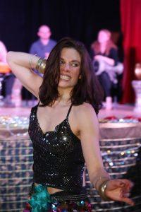 belly dance show in Sheffield
