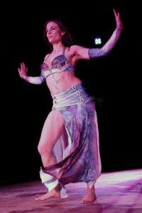 belly dance performance in sheffield