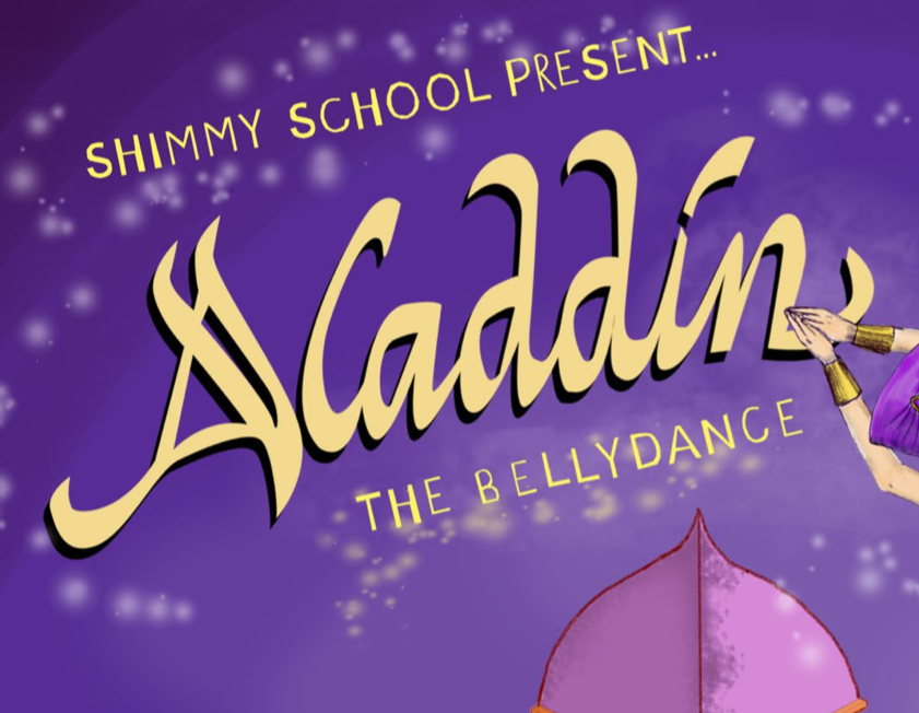 Aladdin the Belly Dance