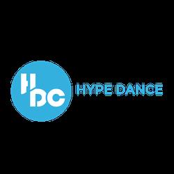 hype dance company logo