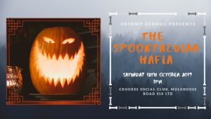 Shimmy School Halloween Hafla