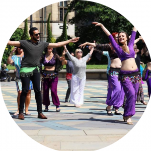 Belly Dance classes Sheffield Crookes